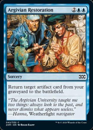 Argivian Restoration | Double Masters