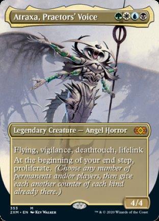 Atraxa, Praetors' Voice | Double Masters