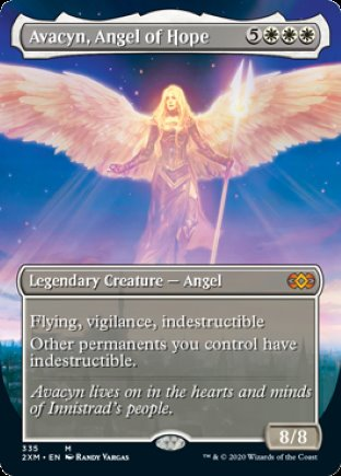 Avacyn, Angel of Hope | Double Masters (BL)