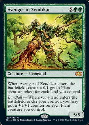 Avenger of Zendikar | Double Masters