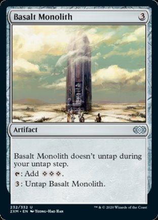Basalt Monolith | Double Masters