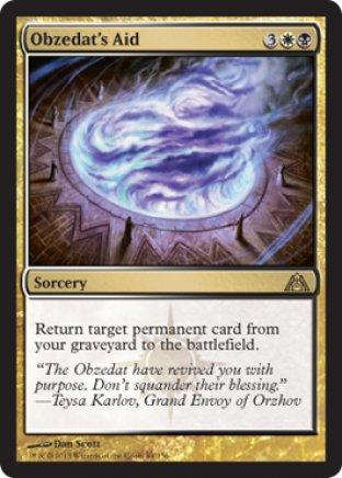 Obzedat's Aid | Dragons Maze