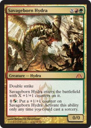 Savageborn Hydra | Dragons Maze