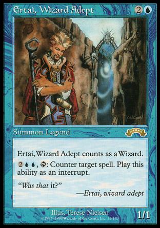 Ertai, Wizard Adept   Exodus
