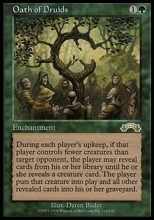 Oath of Druids   Exodus