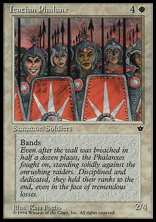 Icatian Phalanx | Fallen Empires