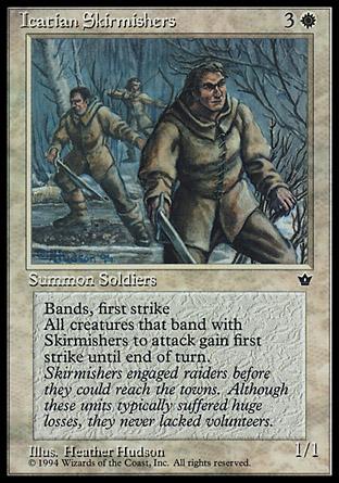 Icatian Skirmishers | Fallen Empires