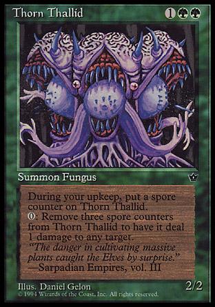 Thorn Thallid | Fallen Empires