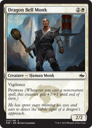 Dragon Bell Monk | Fate Reforged