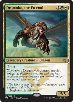 Dromoka, the Eternal | Fate Reforged