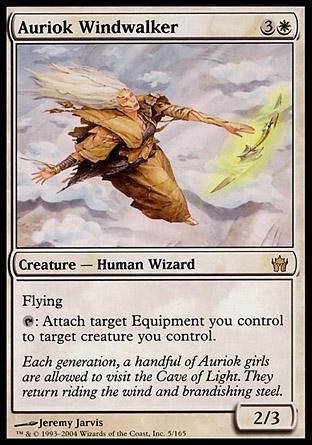 Auriok Windwalker | Fifth Dawn