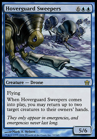 Hoverguard Sweepers | Fifth Dawn