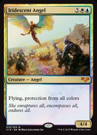 Iridescent Angel | FtV Angels