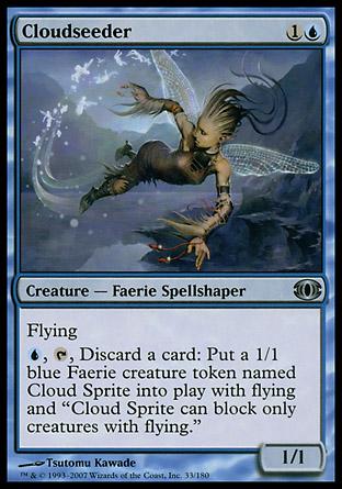 Cloudseeder | Future Sight