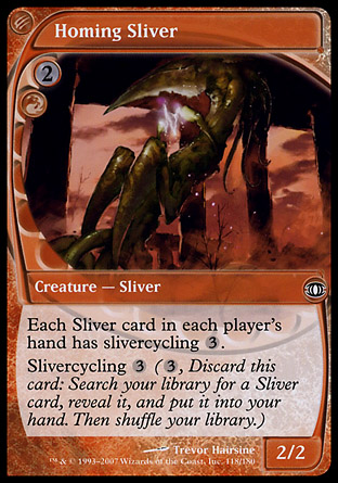 Homing Sliver | Future Sight