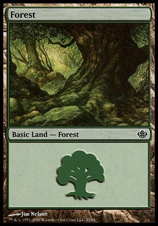 Forest | Garruk vs Liliana