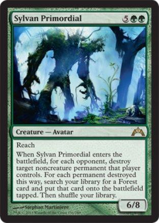 Sylvan Primordial | Gatecrash