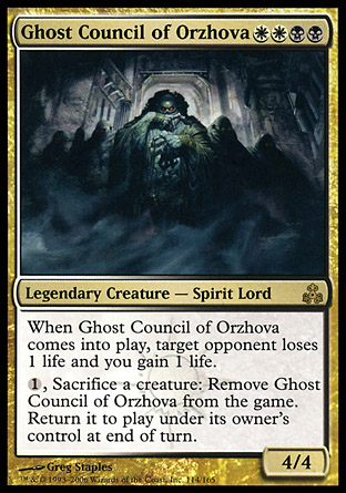 Ghost Council of Orzhova   Guildpact