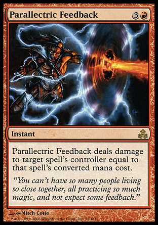 Parallectric Feedback | Guildpact