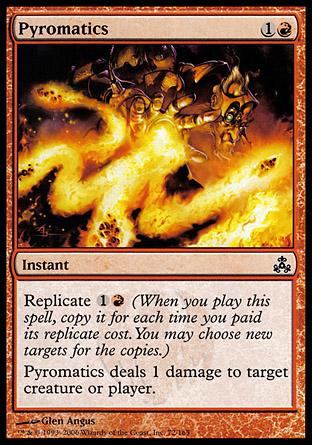 Pyromatics | Guildpact