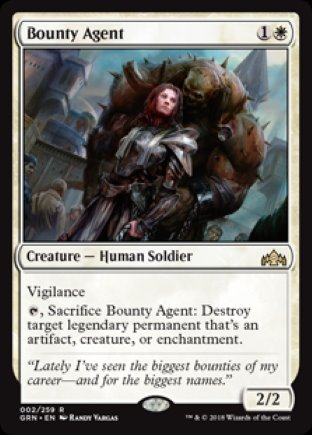 Bounty Agent | Guilds of Ravnica