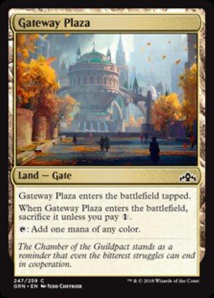 Gateway Plaza | Guilds of Ravnica