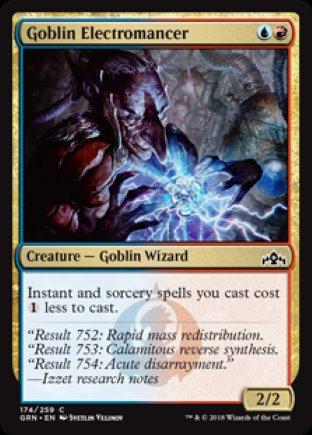 Goblin Electromancer | Guilds of Ravnica