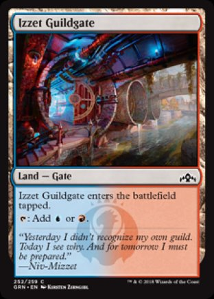 Izzet Guildgate | Guilds of Ravnica