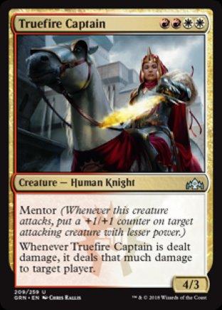 Truefire Captain | Guilds of Ravnica