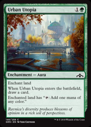 Urban Utopia | Guilds of Ravnica