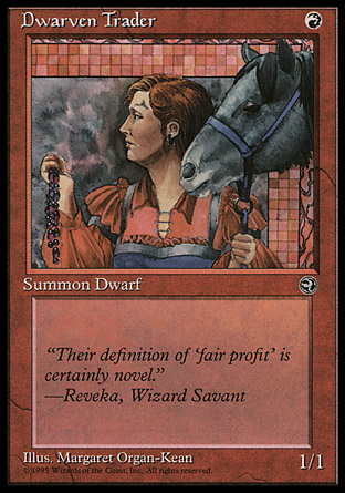 Dwarven Trader | Homelands
