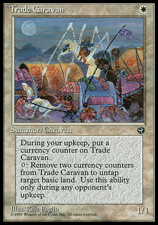 Trade Caravan | Homelands