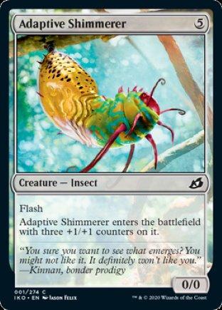 Adaptive Shimmerer   Ikoria