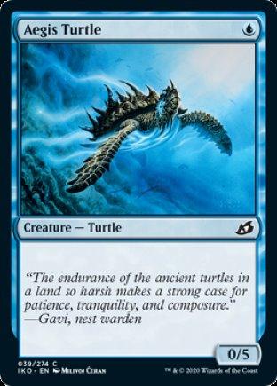 Aegis Turtle   Ikoria
