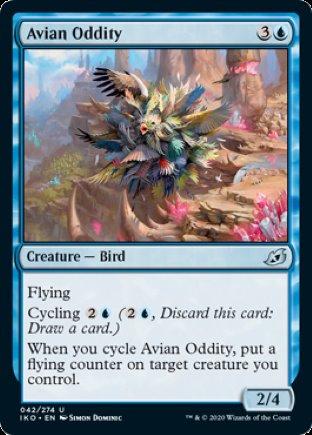 Avian Oddity | Ikoria