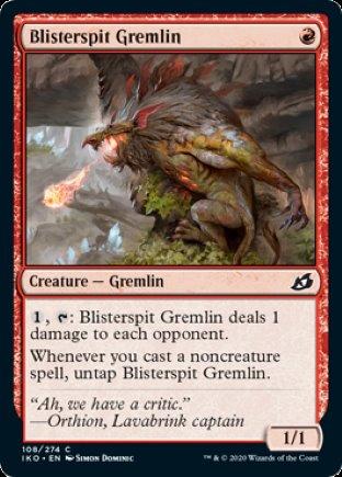Blisterspit Gremlin | Ikoria