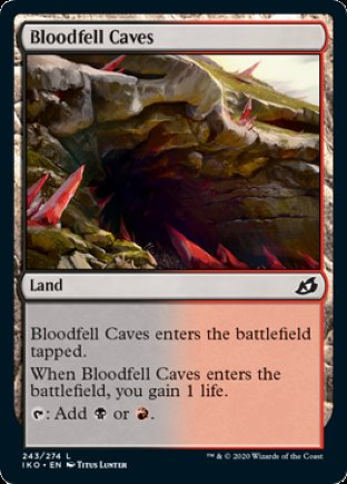 Bloodfell Caves | Ikoria