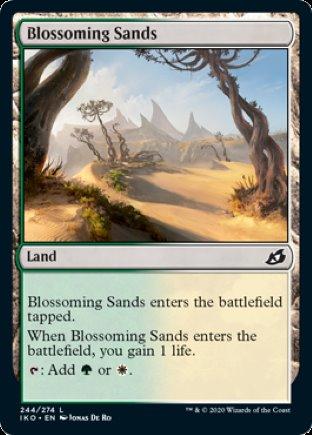 Blossoming Sands | Ikoria