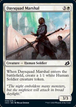 Daysquad Marshal | Ikoria