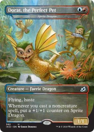 Sprite Dragon | Ikoria