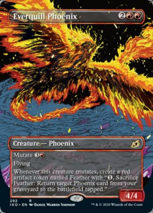 Everquill Phoenix | Ikoria (SC)