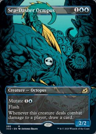 Sea-Dasher Octopus | Ikoria (SC)