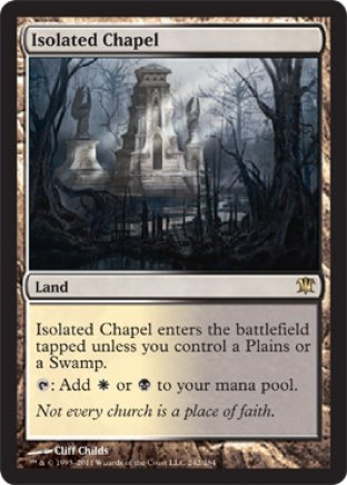 Isolated Chapel | Innistrad