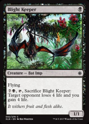 Blight Keeper   Ixalan