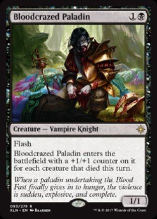 Bloodcrazed Paladin | Ixalan