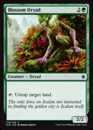 Blossom Dryad | Ixalan