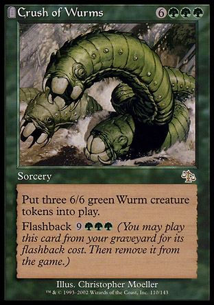 Crush of Wurms   Judgment