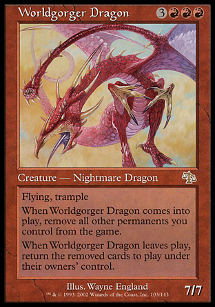 Worldgorger Dragon | Judgment