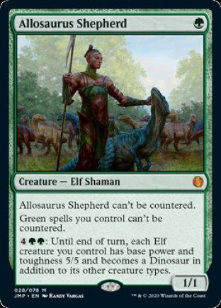 Allosaurus Shepherd | Jumpstart