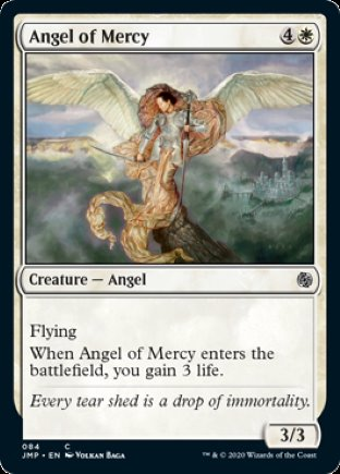 Angel of Mercy   Jumpstart